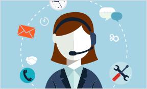 RepricerExpress hat Support-Mitarbeiter, die mit Ihrem Amazon Preisoptimierung Bedürfnissen helfen können.